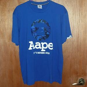 Aape by A Bathing Ape Tee Size XL